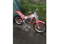 1990 Beta zero 260cc trials bike
