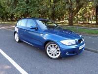 2006 BMW 1 SERIES 120D M SPORT HATCHBACK DIESEL