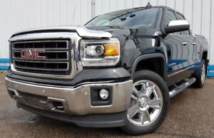 2015 GMC Sierra 1500 SLT 4x4 *LEATHER-NAVIGATION*