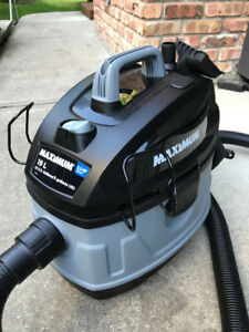 ***Make an Offer***MAXIMUM Portable Wet Dry Vacuum, 19-L