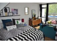 NO AGENCY FEE 3 double bedroom xx heart of SHOREDITCH FULLY FURNISHED xx DOUBLE GLAZING