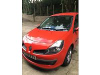 RENAULT CLIO 3 door 1.6 DYNAMIQUE DCI FOR SALE, PERFECT CAR IN EXCELLENT CONDITION