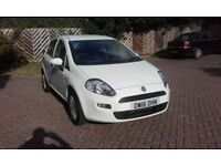 FIAT PUNTO HATCHBACK 1.2 Pop+ 5dr 2016 as new condition