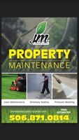 Lawn Care and Property Maintenance in Greater Moncton!