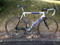 Fausto Coppi Lombardia Road Bike. Large. Carbon Forks