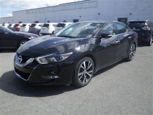 2017 Nissan Maxima 3.5 SV | Leather | NAV | Heated Seats | Loade