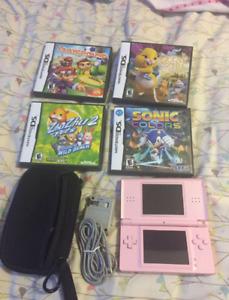 Pink Nintendo DS Set
