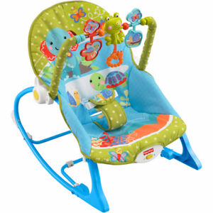 Swing Chair Rocker - Infant to Toddler - Like New Condition