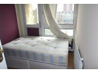 *** SUPER CHEAP room in MILE END with BALCONY*** JUST 130£/w Call now *** ALL BILLS INC.