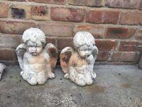 Selling cherubs