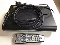 sky hd box - like new