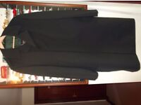 RUC GREATCOAT - MADE BY GRANTHAM - GREEN LINING - NEVER USED - COLLECTORS ITEM - BANGOR AREA - £40