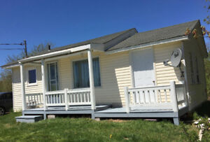 One Bedroom Country Style House Located 20 Minutes From Moncton