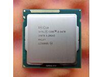 Intel Quad Core i5 3470 - 3.2GHz 5GT/s SR0T8 Socket LGA1155