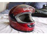 Shoei TXR Motorcycle helmet