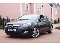 Vauxhall Astra 2011 77k Sri 2.0Turbo Diesel Automatic (fsh/hpi clear) with extras: