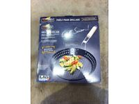 Non Stick Grill Pan for BBQ NEW Boxed
