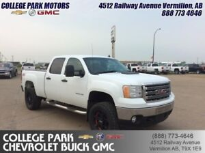 2013 GMC Sierra 2500HD SLE  - Bluetooth -  OnStar - $215.29 B/W