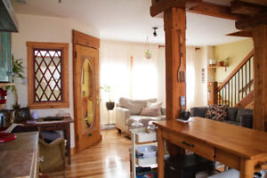 OPEN CONCEPT RUSTIC HOUSE IN GEORGETOWN - FULLY RENOVATED