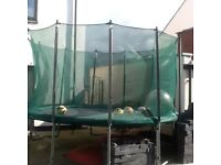 12ft Trampoline for sale