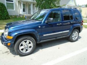 2005 Jeep Liberty LTD