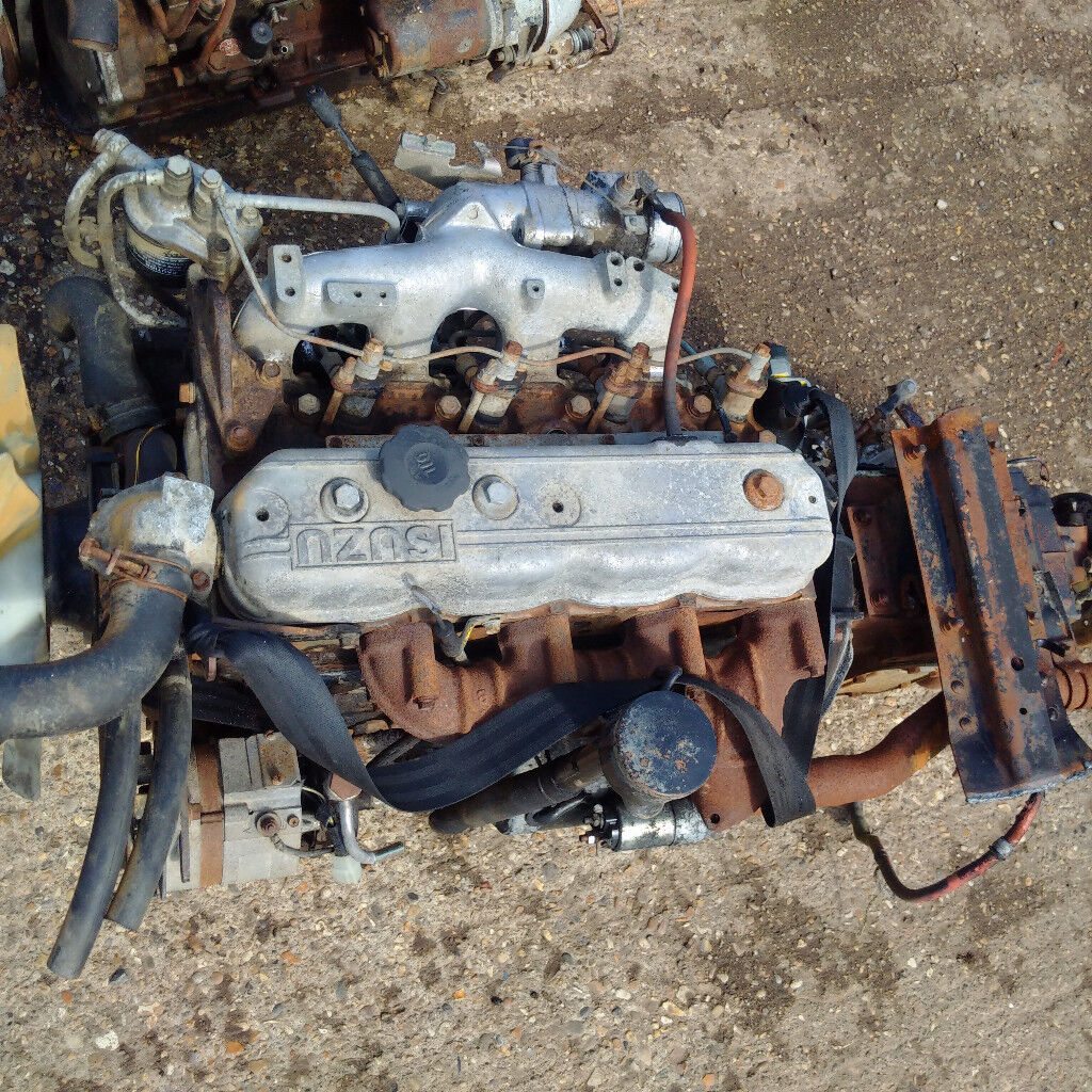 isuzu 4ba1 engine manual