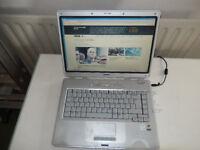 Cheap laptop. HP/Compaq Presario C300 Media Centre Laptop. Only £20:00!!!