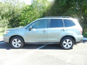 2015 Subaru Forester 2.5i Commodité Mag Bluetooth AWD