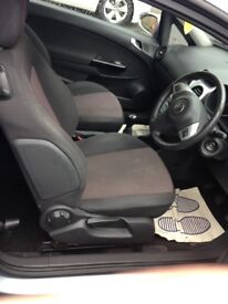 Vauxhall corsa 1.4 sxi twin port