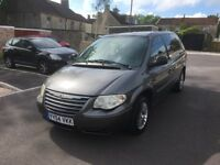 Bargain!! Chrysler voyager CRD. Still being used daily £1100 ONO