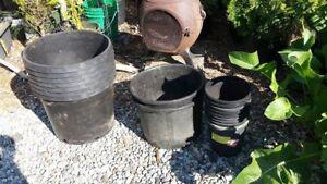 Plant pots large
