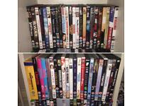 200+ DVDs Mix of Genres and Ages