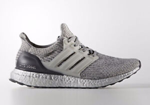 Adidas Ultra Boost Silver LTD Sz 8.5
