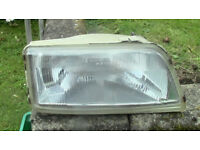 FIAT DUCATO HEADLIGHT