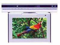 TV/DVD kitchen under cupboard digital tv/dvd/radio