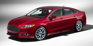 2015 Ford Fusion SE Accident Free,  Back-up Cam,  Bluetooth,  A/