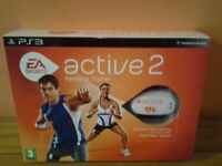 PS3 EA SPORTS PERSONAL TRAINER