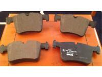 Pagid rear brake pads ( bought for BMW X3)