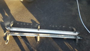 Toyota Tacoma running boards