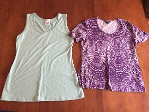 WOMEN CLOTHING LOT - XL