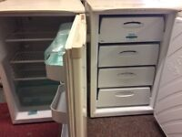 matching pair hotpoint freezer and hotpoint fridge £40 each excellent condition