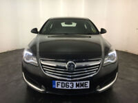 2013 63 VAUXHALL INSIGNIA DESIGN CDTI ECO 1 OWNER SERVICE HISTORY FINANCE PX