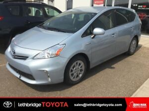Certified 2013 Toyota Prius V - FUEL EFFICIENT! SAVE ON GAS!