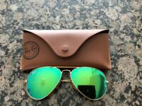 RAY BAN Sunglasses green