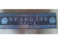 SG1 - Stargate SG-1, Season's 1-6, Over 40 DVD's