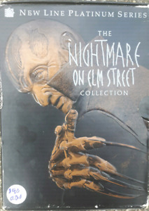 Nightmare On Elm Street Collection DVD