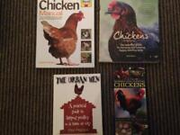 Books on Chicken keeping
