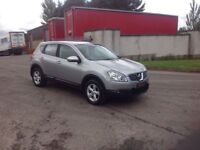 24/7 Trade sales NI Trade Prices for the public 2007 Nissan Qashqai 2.0 automatic motd October 17