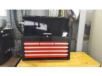 Toolbox top box.