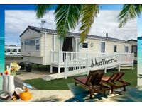 SUMMER BREAKS REDUCED: MARINERS: MARINE HOLIDAY PARK, RHY: SLEEPS 8 MAX, PET-FRIENDLY